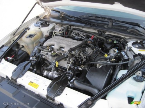 small resolution of 1998 chevrolet monte carlo ls 3 1 liter ohv 12 valve v6 engine photo 50646894