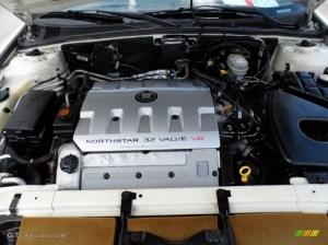2000 Cadillac Seville SLS 46 Liter DOHC 32Valve Northstar V8 Engine Photo #50768046   GTCarLot