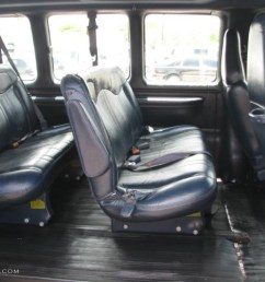 2000 chevrolet express g3500 15 passenger van interior photo 50985846 [ 1024 x 768 Pixel ]