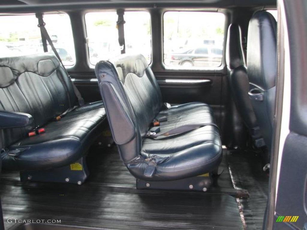 hight resolution of 2000 chevrolet express g3500 15 passenger van interior photo 50985846
