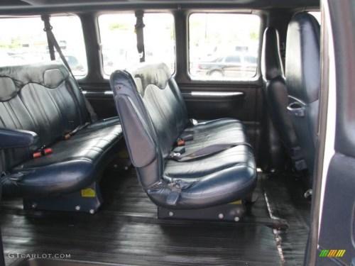 small resolution of 2000 chevrolet express g3500 15 passenger van interior photo 50985846