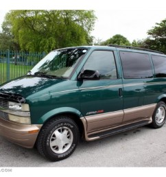 dark forest green metallic 2002 chevrolet astro lt awd exterior photo 51081851 [ 1024 x 768 Pixel ]