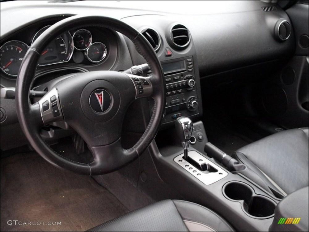 medium resolution of ebony black interior 2008 pontiac g6 gxp coupe photo 51281722
