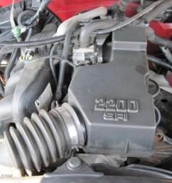 1998 chevrolet s10 regular cab 2 2 liter ohv 8 valve 4 cylinder engine photo  [ 1024 x 768 Pixel ]