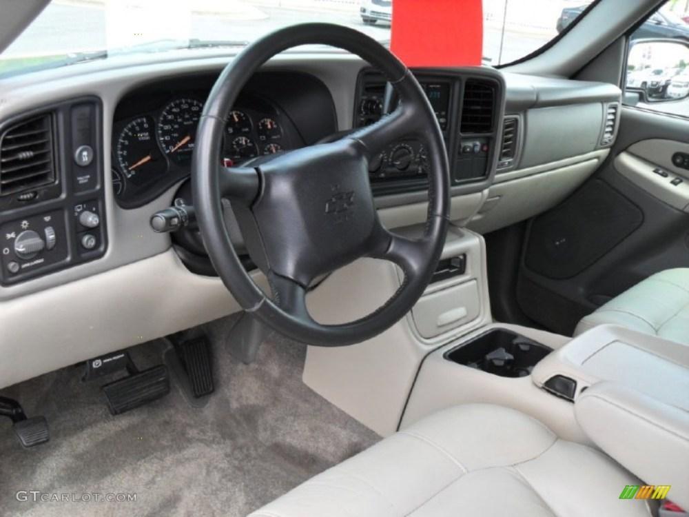 medium resolution of light gray neutral interior 2001 chevrolet suburban 1500 lt photo 52109159