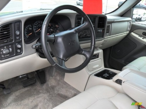 small resolution of light gray neutral interior 2001 chevrolet suburban 1500 lt photo 52109159
