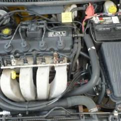 2002 Dodge Neon Engine Diagram Trailer Wiring 7 Pin 5 Wires Flat 2000 2 4 Liter Free Image