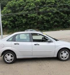 cd silver metallic 2003 ford focus se sedan exterior photo 52142671 [ 1024 x 768 Pixel ]