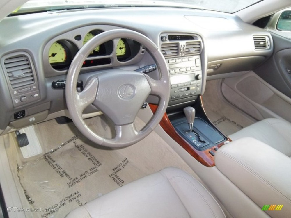 medium resolution of 1998 lexus gs 300 interior photo 52182118