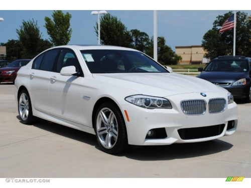 small resolution of alpine white 2011 bmw 5 series 550i sedan exterior photo 52193731