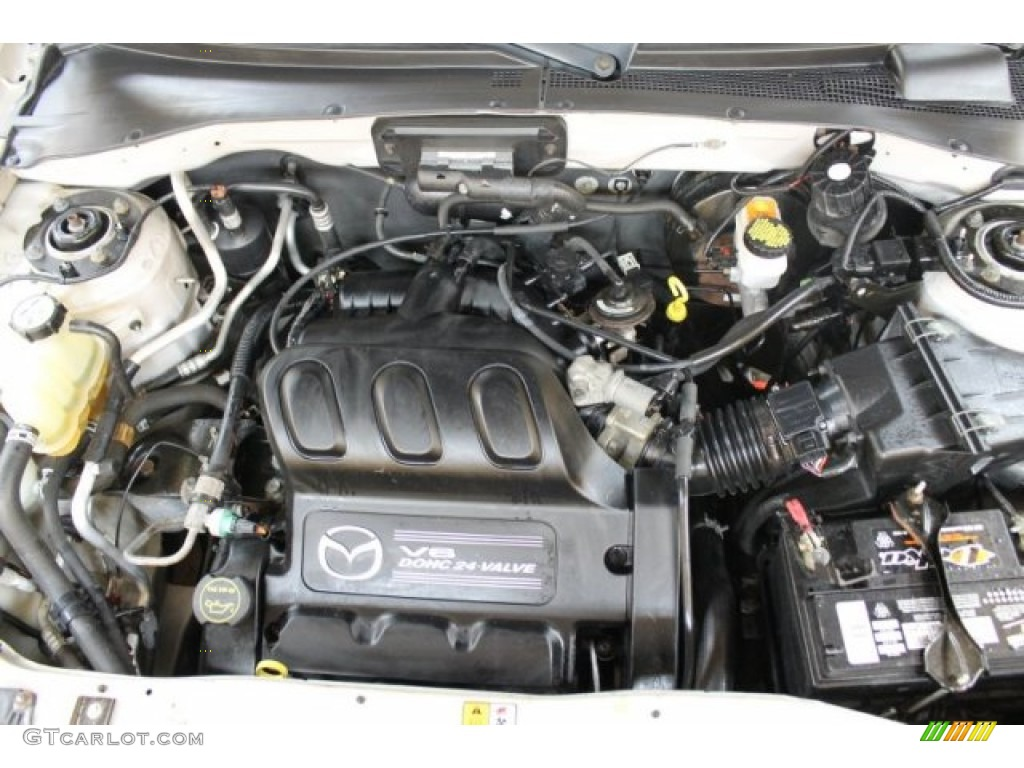 2001 mazda tribute exhaust system diagram fan light wiring 2003 toyota highlander v6 engine free image