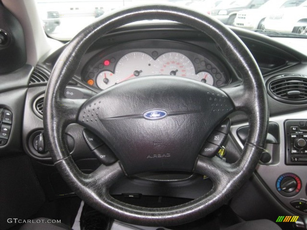 2000 Ford Focus Zts Sedan Black Se