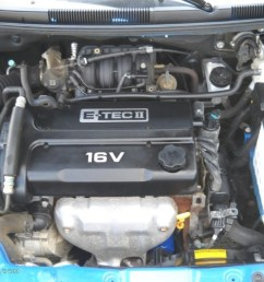 2005 chevrolet aveo lt hatchback engine photos gtcarlot com rh gtcarlot com 2009 aveo engine diagram [ 1024 x 768 Pixel ]