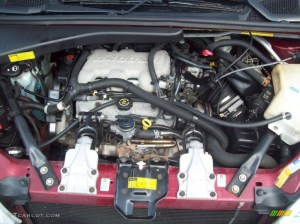 2000 Pontiac Montana Vision Engine Photos | GTCarLot