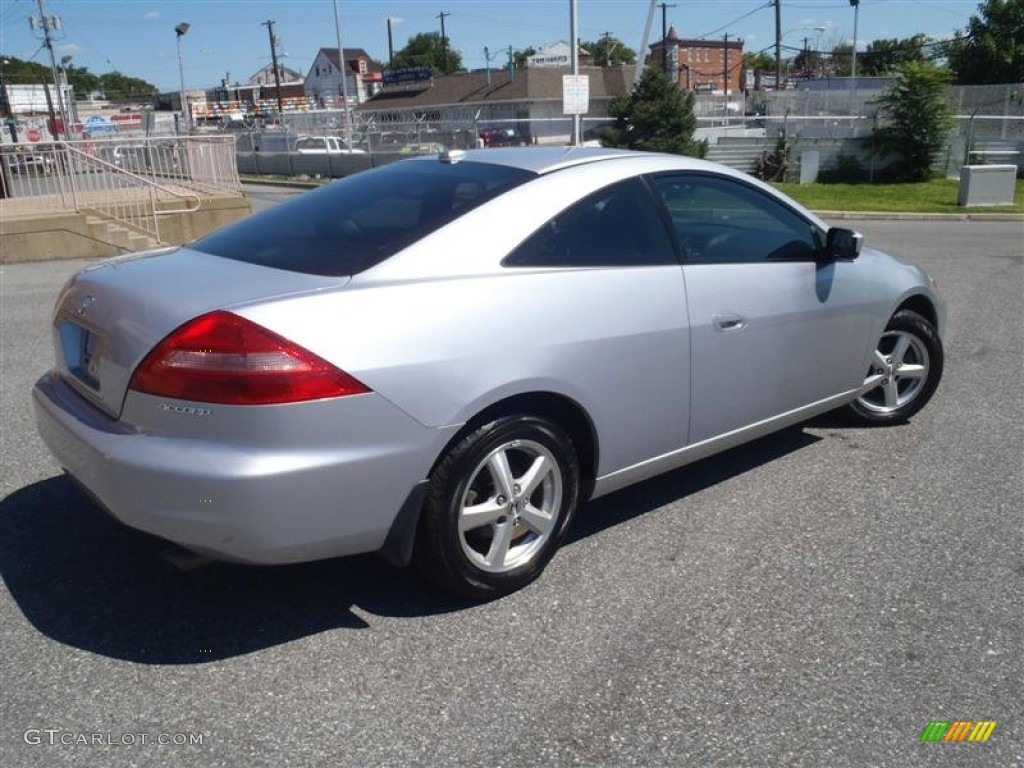hight resolution of satin silver metallic 2004 honda accord ex l coupe exterior photo 52870779