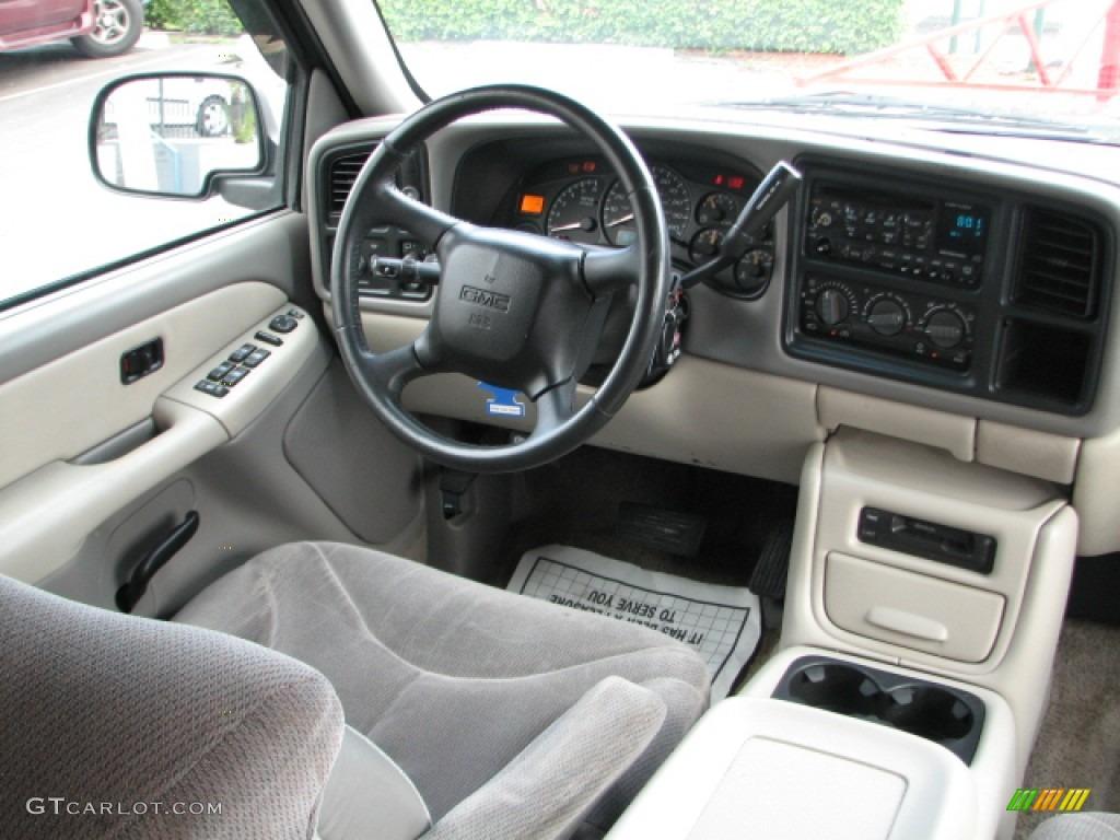 2002 Gmc Yukon Interior