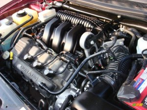 2005 Ford Freestyle Limited AWD 30L DOHC 24V Duratec V6 Engine Photo #52914486 | GTCarLot
