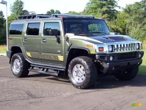 small resolution of sage green metallic hummer h2