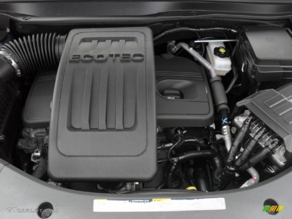 medium resolution of 2012 chevrolet equinox lt 2 4 liter sidi dohc 16 valve vvt gm 2 2 06 ion starter 2 4 ecotec engine diagram water