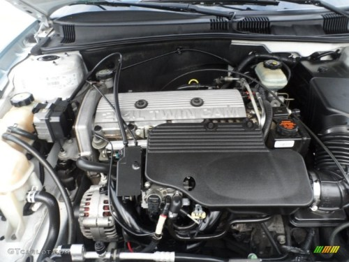 small resolution of 2001 oldsmobile alero engine diagram 2001 oldsmobile alero 2 4 l twin cam 2001 oldsmobile alero