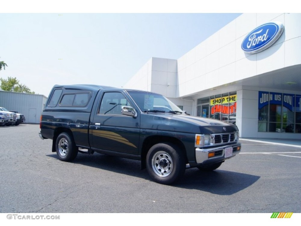 medium resolution of black emerald pearl metallic nissan hardbody truck