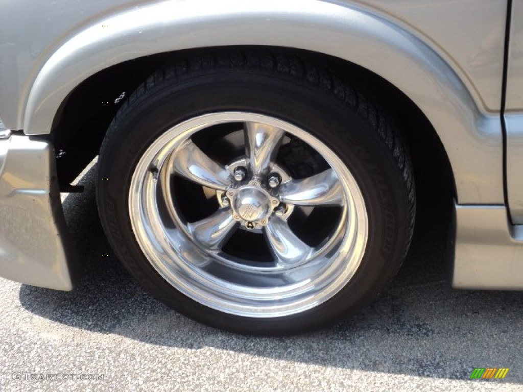 2002 Chevrolet S10 Regular Cab Custom Wheels Photo