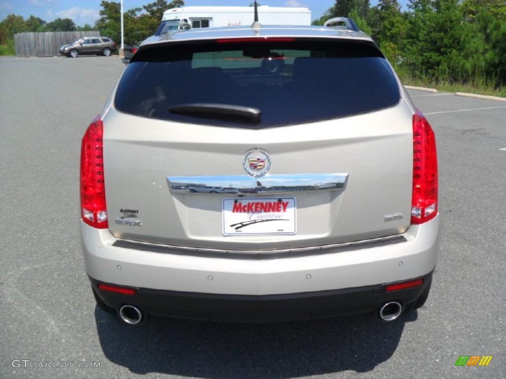 2011 Cadillac Srx Mocha