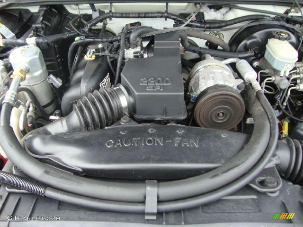 1994 Gmc Sonoma Engine Diagram