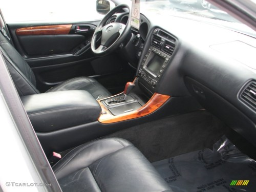 small resolution of black interior 1998 lexus gs 400 photo 53710434