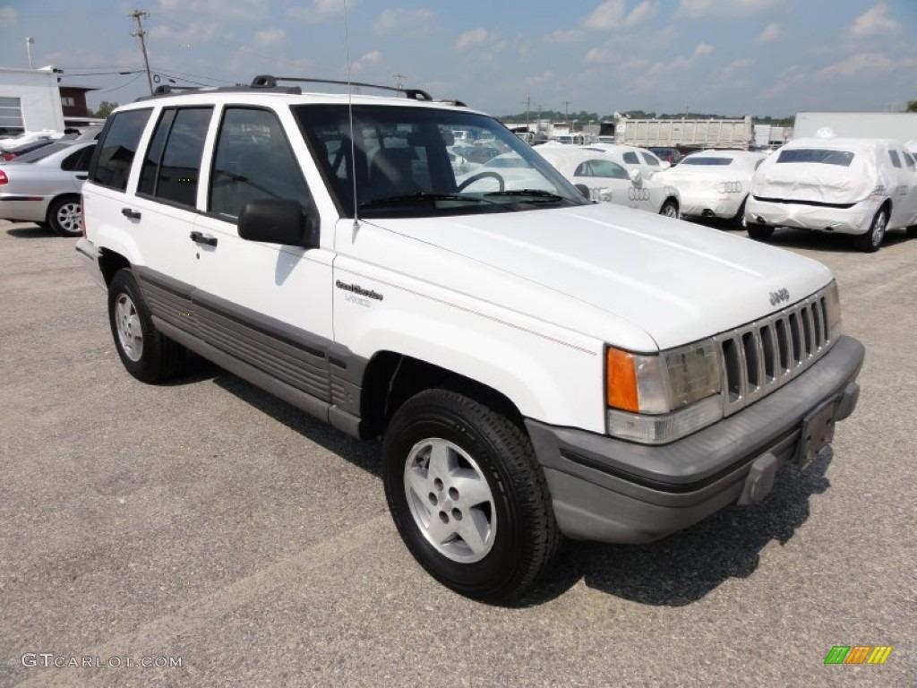 Cherokee Paint Laredo 1995 Jeep Green Grand