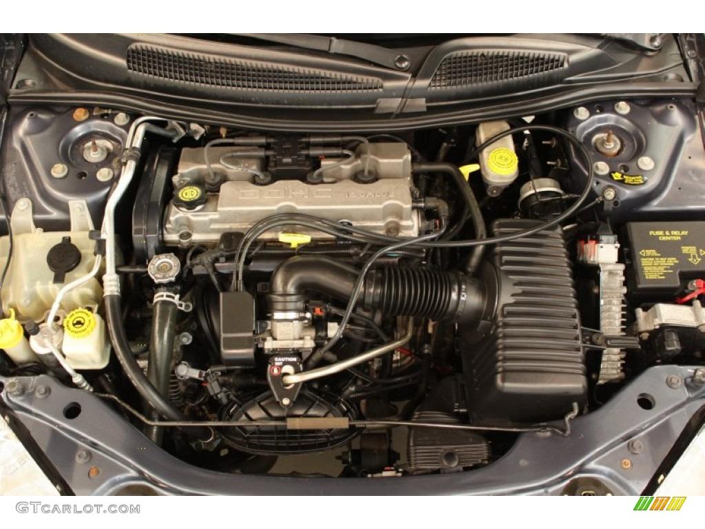 1996 dodge stratus 2 4 dohc engine diagram