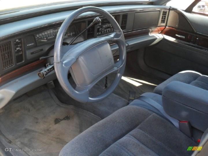 1998 Buick Lesabre Interior