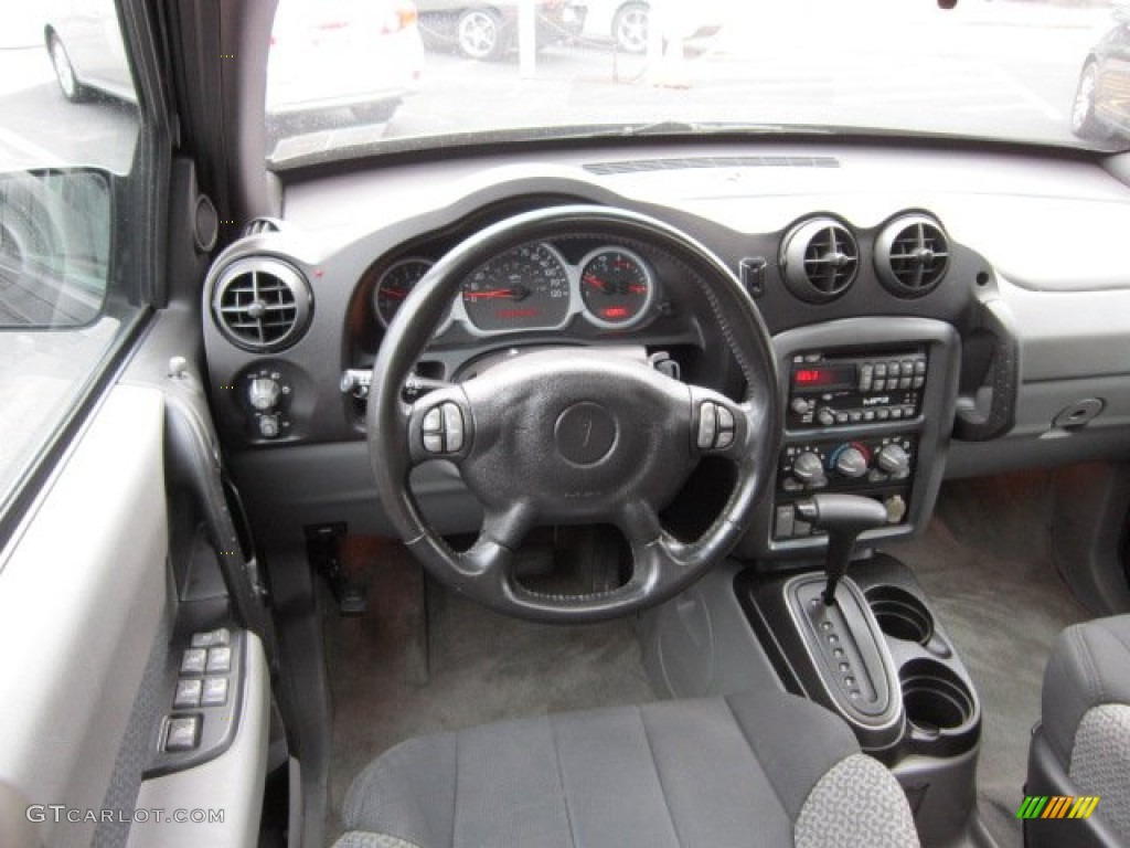hight resolution of 2004 pontiac aztek standard aztek model dark gray dashboard photo 54335128