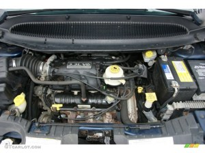 2002 Dodge Grand Caravan Sport Engine Photos | GTCarLot