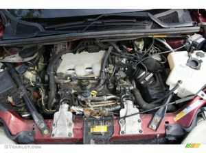 2000 Pontiac Montana Engine Coolant Level Sensor (Genuine