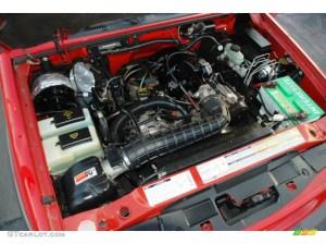 1998 Ford Explorer Sport 40 Liter OHV 12Valve V6 Engine