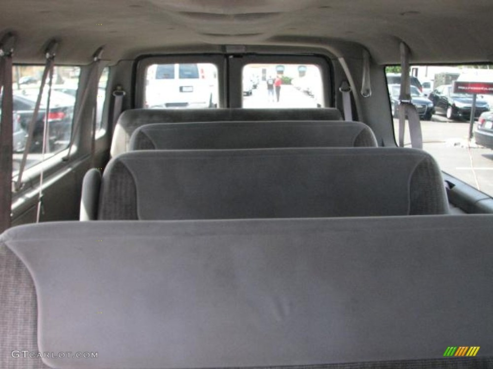 medium resolution of 1999 ford e series van e350 super duty xlt extended passenger interior photo 54699307
