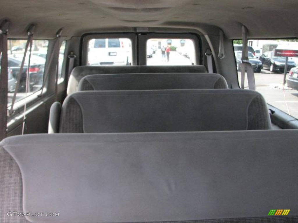 hight resolution of 1999 ford e series van e350 super duty xlt extended passenger interior photo 54699307