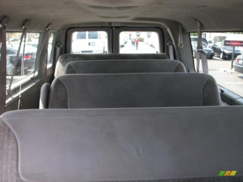 small resolution of 1999 ford e series van e350 super duty xlt extended passenger interior photo 54699307
