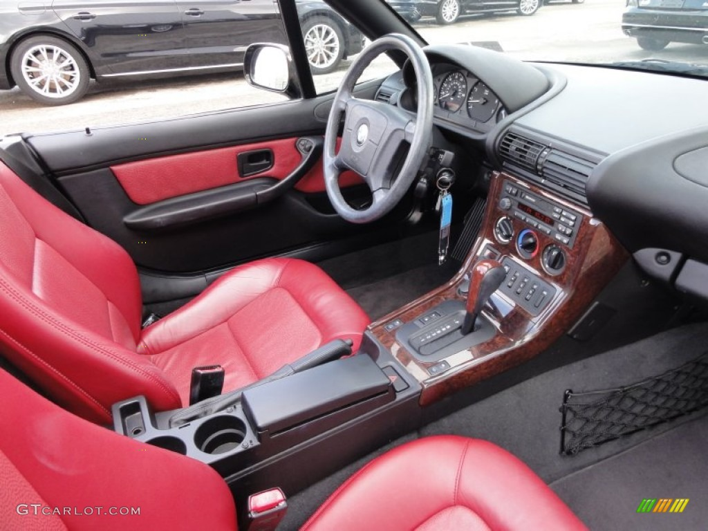 hight resolution of 1998 bmw z3 2 8 roadster interior photo 54715744