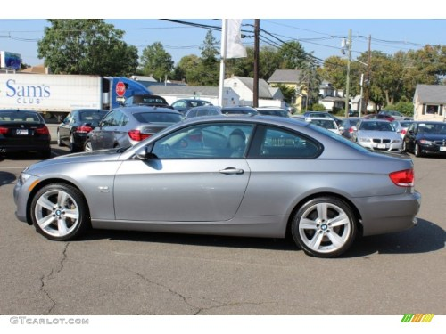 small resolution of space grey metallic 2009 bmw 3 series 335xi coupe exterior photo 54760692