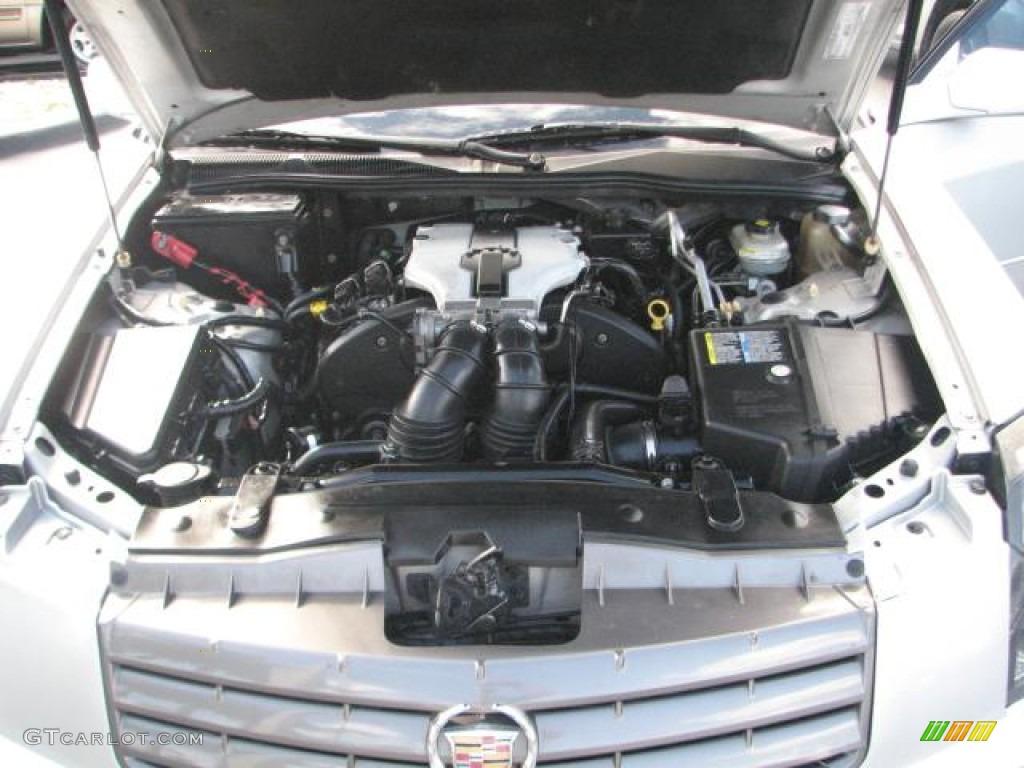 Cadillac 3 2l V6 Engine