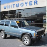 1998 Gunmetal Pearl Jeep Cherokee Sport 4x4 55019344 Gtcarlot Com Car Color Galleries