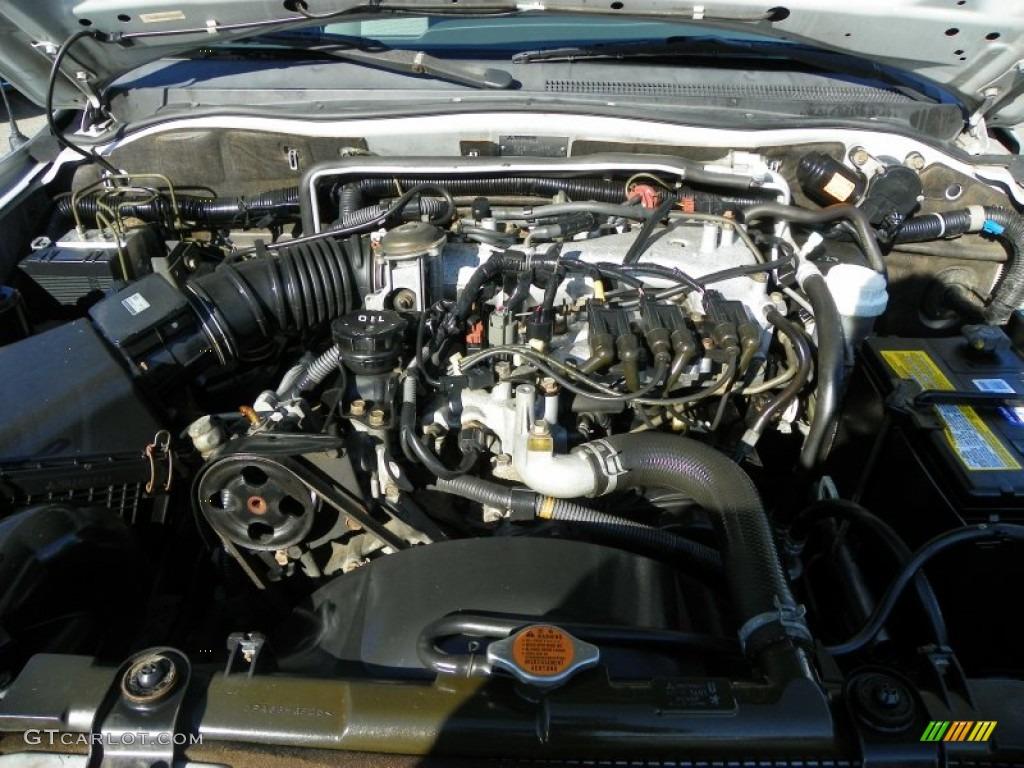 2000 mitsubishi montero sport 3 0 engine diagram general electric stove wiring 2003 ls 4x4 liter sohc 24