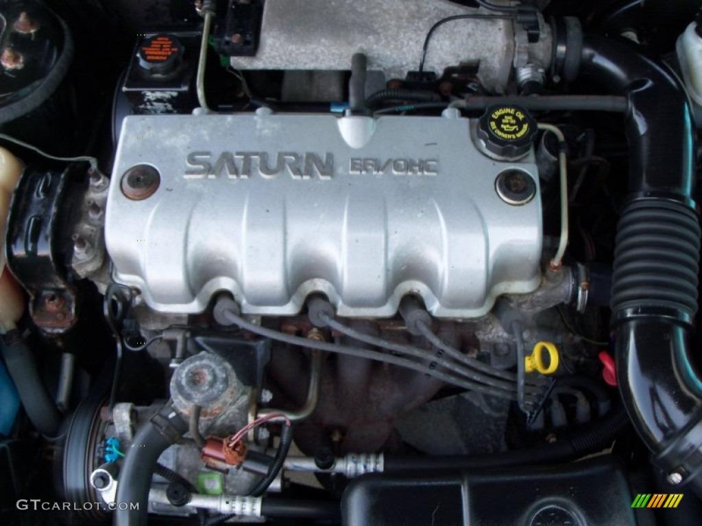 2001 Saturn Sc1 Engine Diagram