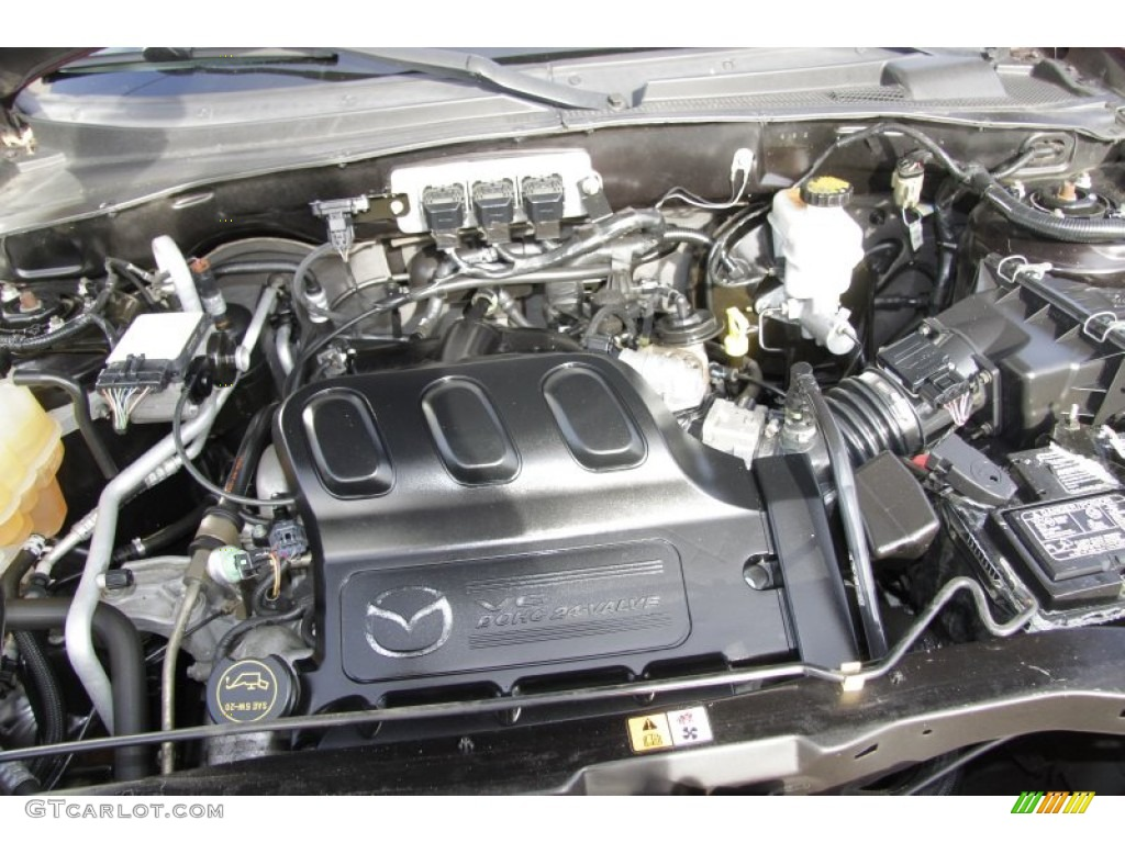 2003 Mazda Mpv Engine Diagram
