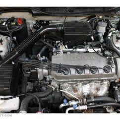 1996 Honda Civic Engine Diagram 2000 Harley Davidson Sportster Wiring Of A 1993 Ex Vtec Get Free