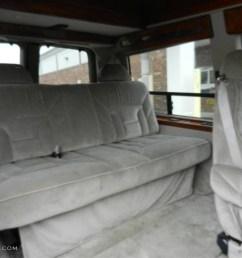 2000 chevrolet express g1500 passenger conversion van interior photo 55305748 [ 1024 x 768 Pixel ]