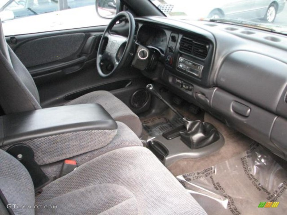 medium resolution of agate interior 1998 dodge dakota extended cab photo 55339532