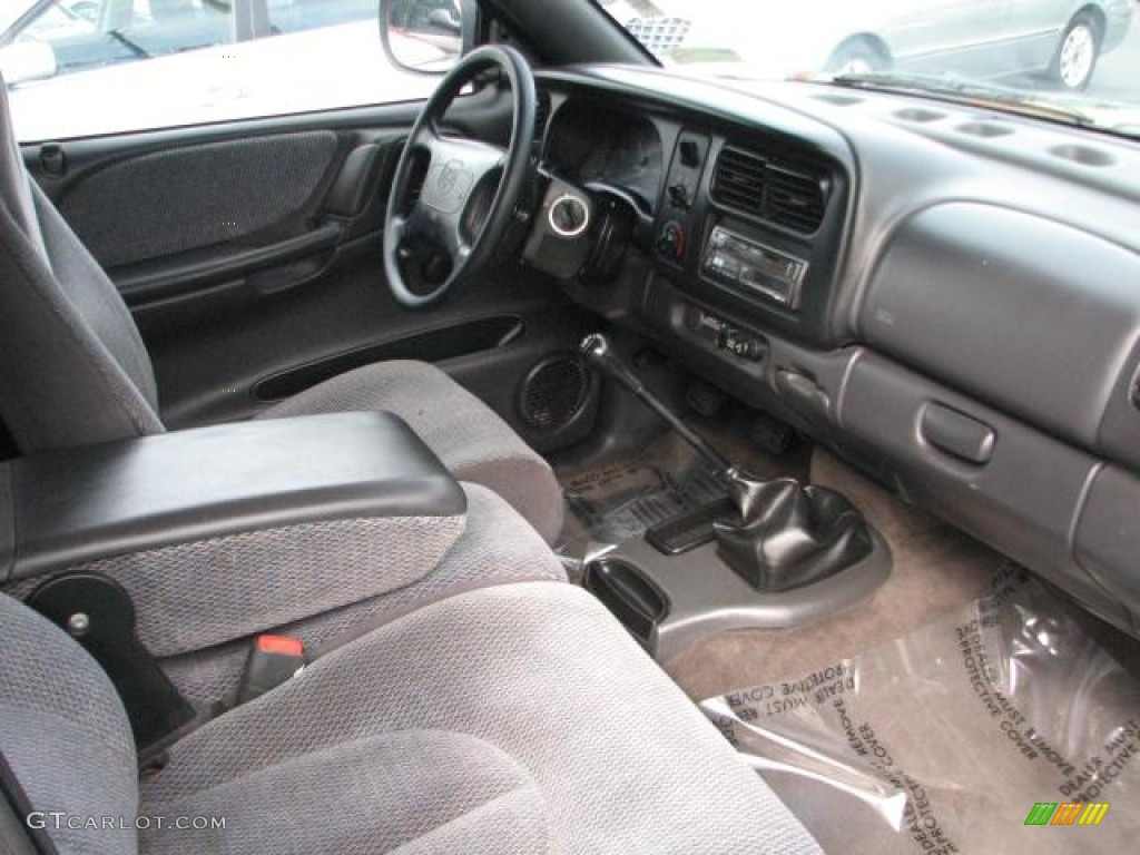 hight resolution of agate interior 1998 dodge dakota extended cab photo 55339532